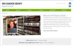 New Hanover County Register of Deeds